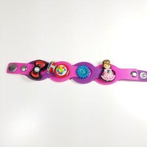 crocs Jibbitz bracelet with JIBBITZ
